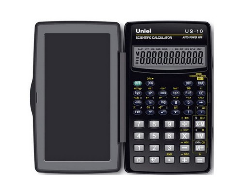 Калькулятор US-10 UNIEL научный 8+2 разрядов
