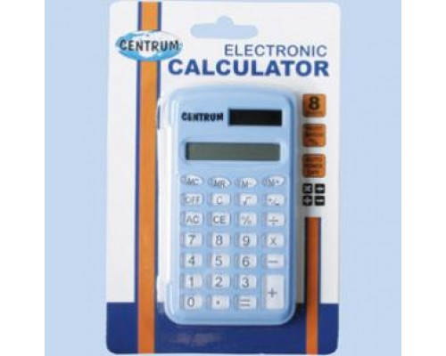 Калькулятор карманный 105x57x12мм.