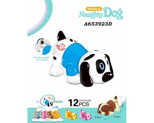 Заводная собачка цвет в ассорт. в дисплее A653923D