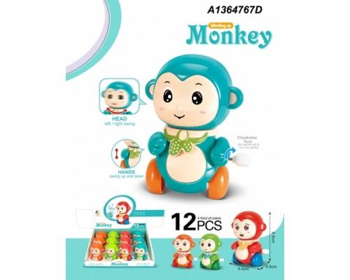 Заводная обезьянка в дисплее A1364767D